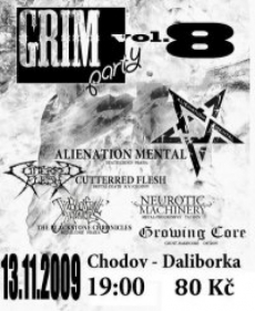 Grim party vol.8