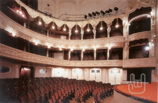 Театр в карловых варах - большой карловарский форум.